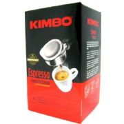 Kimbo Coffee Pods, Espresso Napoletano - Pack of 18